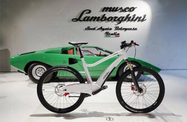 Lamborghini E-Bike (3)