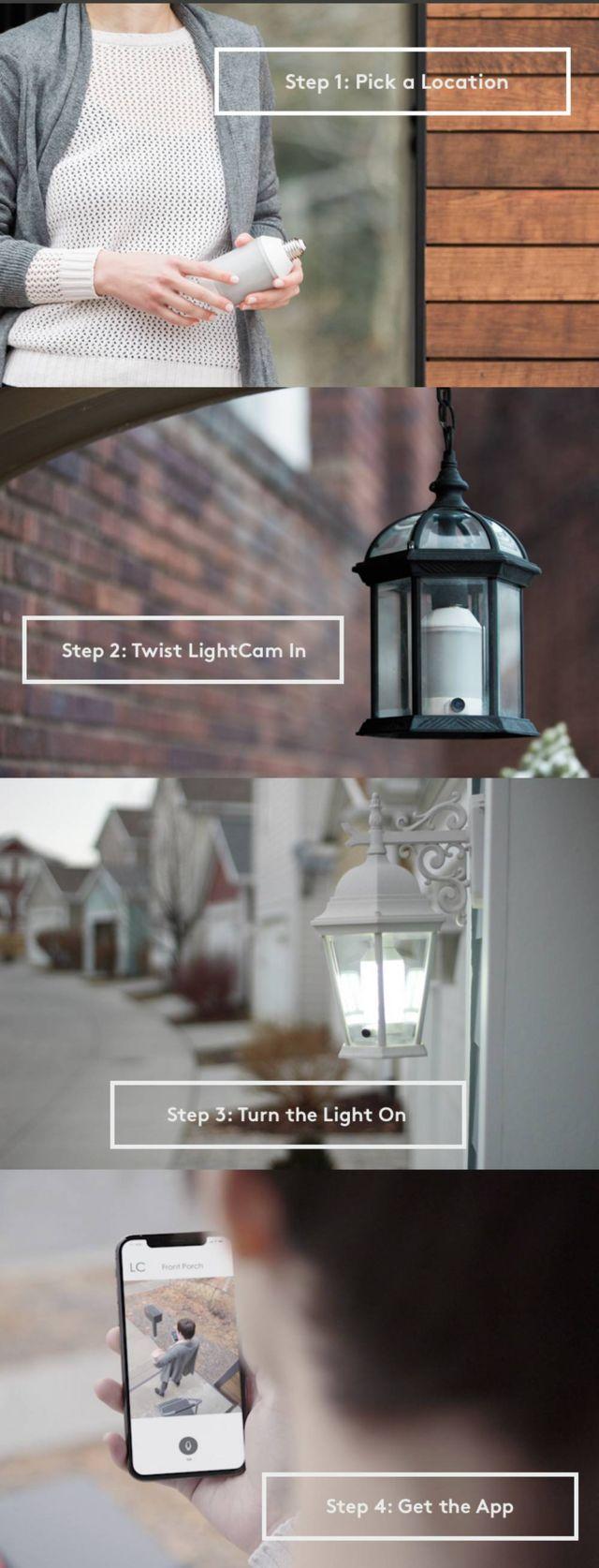 LightCam smart security camera (1)