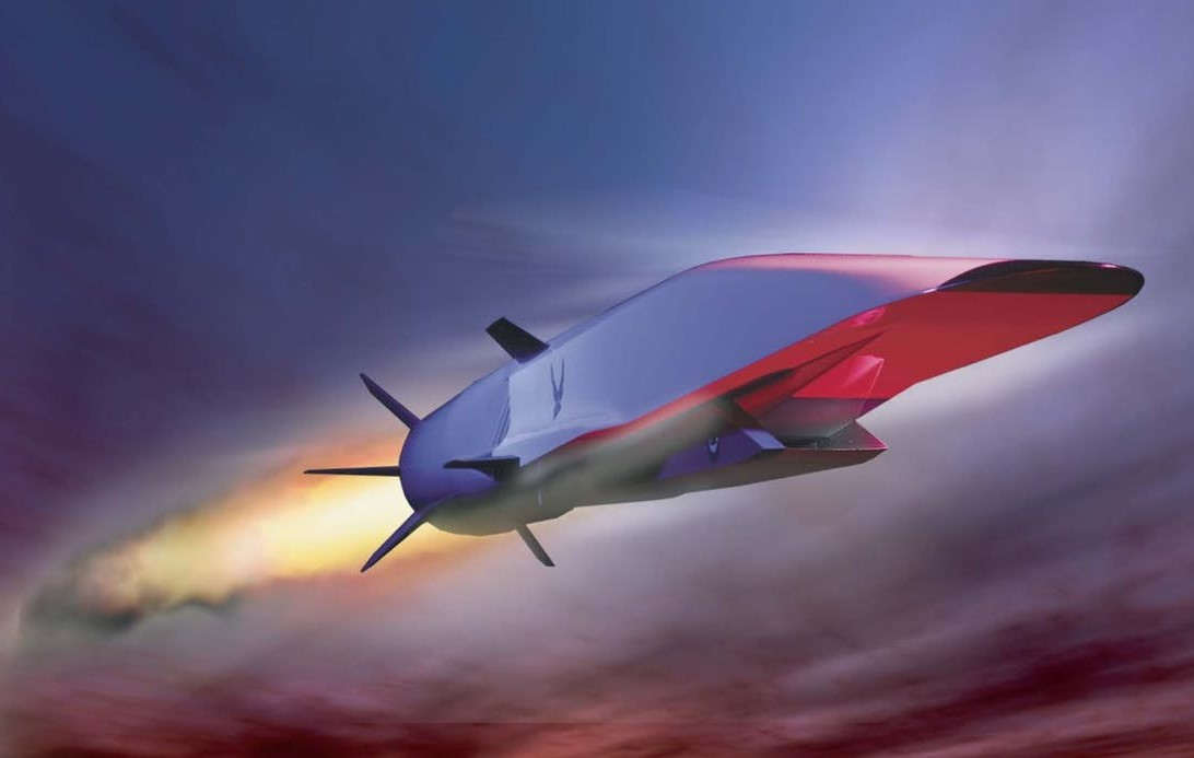 Lockheed Martin received $1 billion hypersonic missile contract