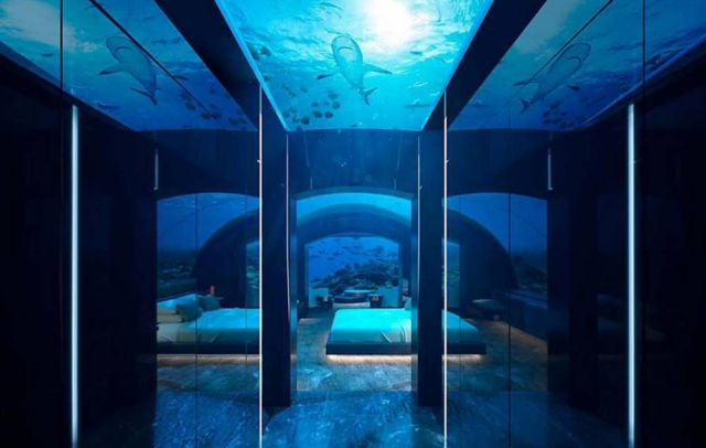 Muraka Underwater Hotel Suites
