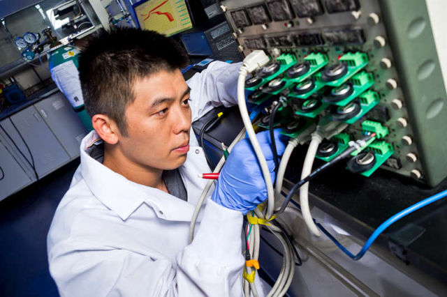 New water-based Battery that can't catch fire