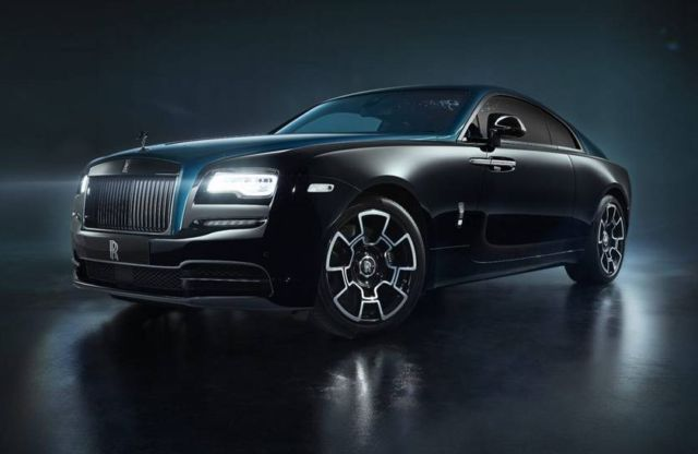 Rolls-Royce Wraith & Dawn Adamas Collection
