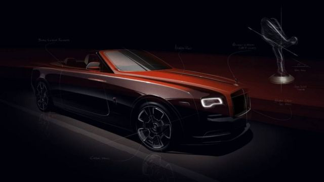 Rolls-Royce Wraith & Dawn Adamas Collection (3)