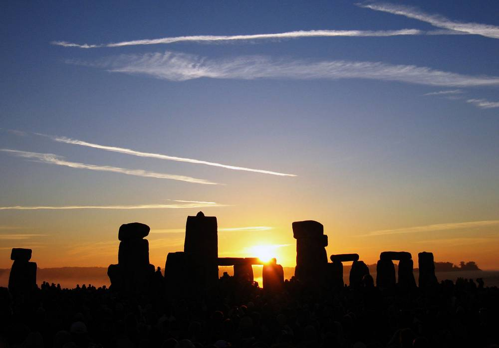Stonehenge's Monoliths were 'in place long before humans arrived'