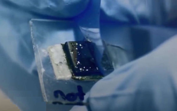 Turning Seawater into Drinking Water with Graphene membrane