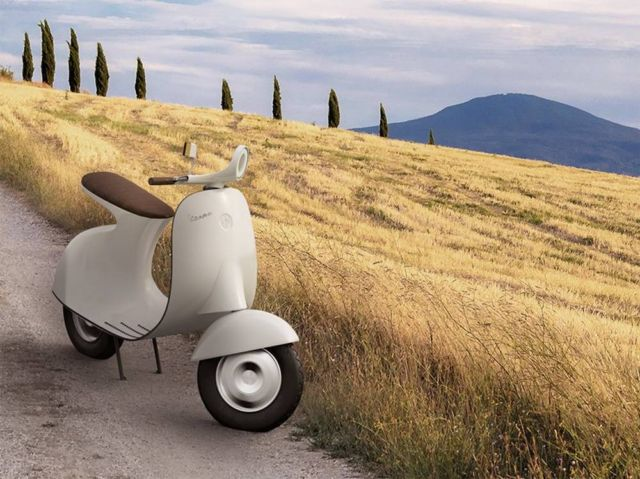Vespampère electric scooter (7)