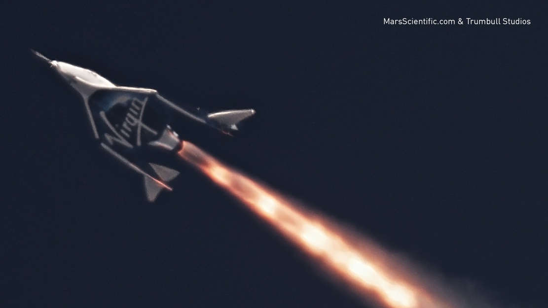 Virgin Galactic spaceplane completes rocket-powered flight (1)