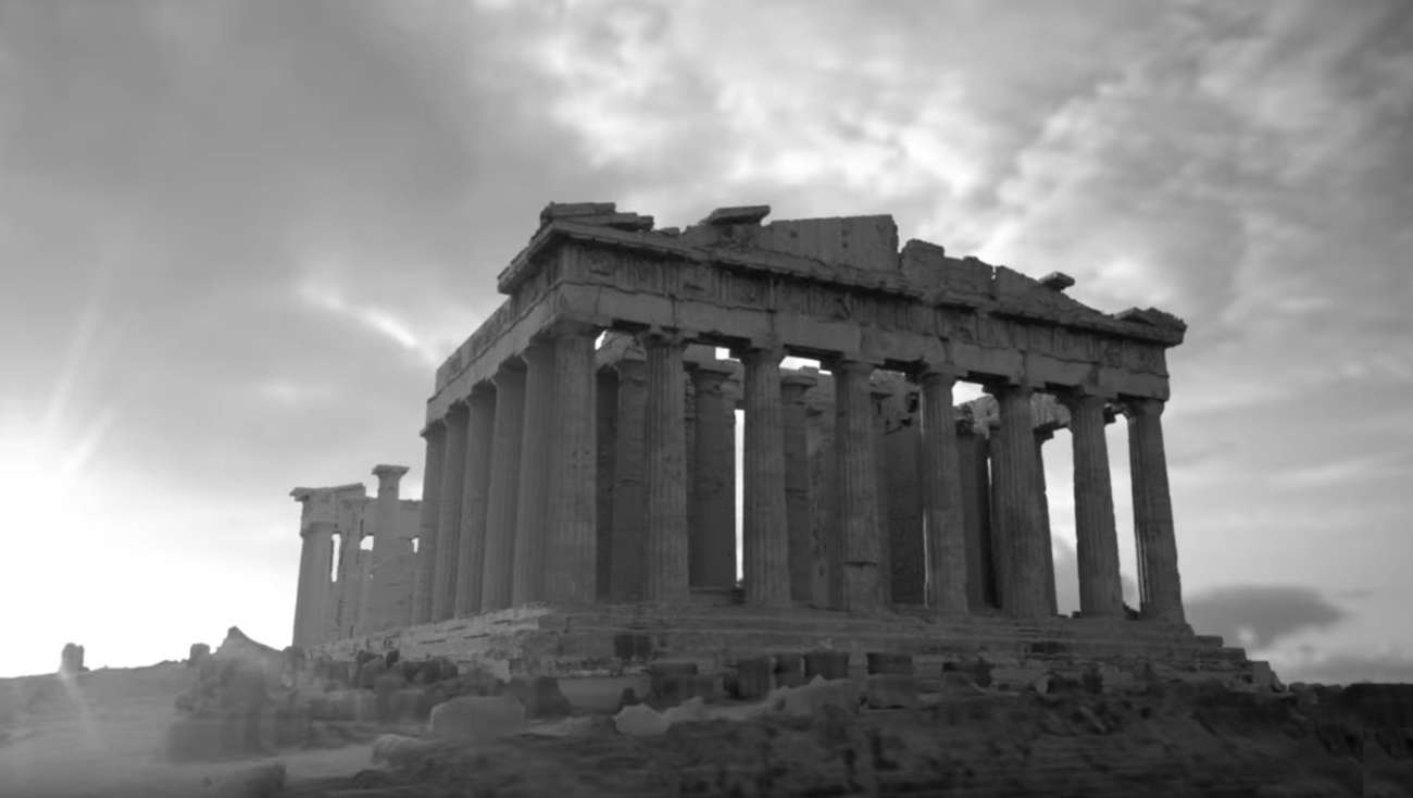 Virtual 3D models of Ancient Monuments