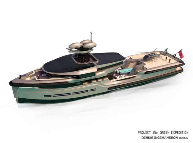 65m Green Expedition explorer yacht (2)
