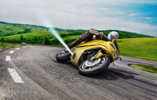 MSC motorcycle stability control