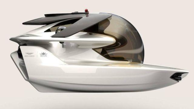 Aston Martin - Triton personal submarine (3)