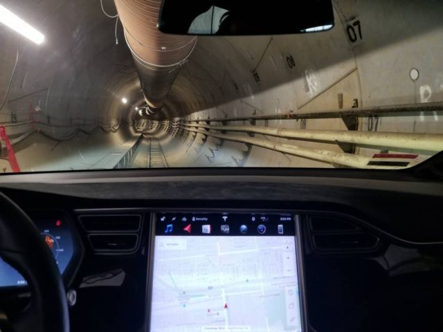 Boring Company to offer free Tunnel rides