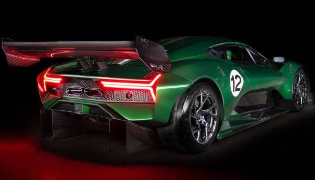 Brabham is back with the BT62 supercar