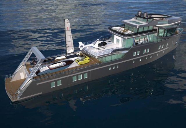 IDA Pfeiffer Ice-Class Yacht (3)