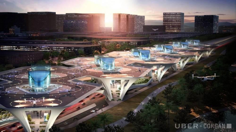Impressive UberAIR Skyport (7)