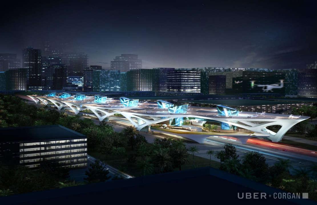 Impressive UberAIR Skyport (1)