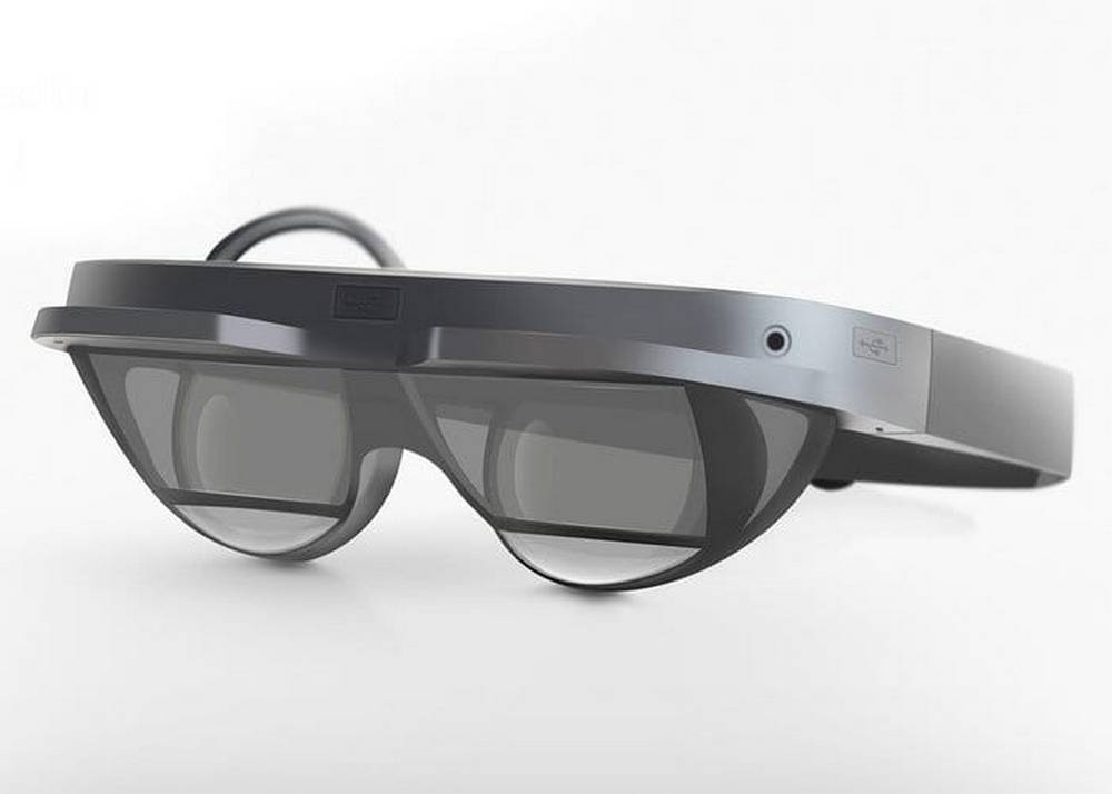 MIX- The smallest AR Glasses