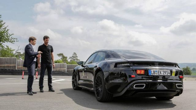 Mark Webber test drives the new Mission E (4)