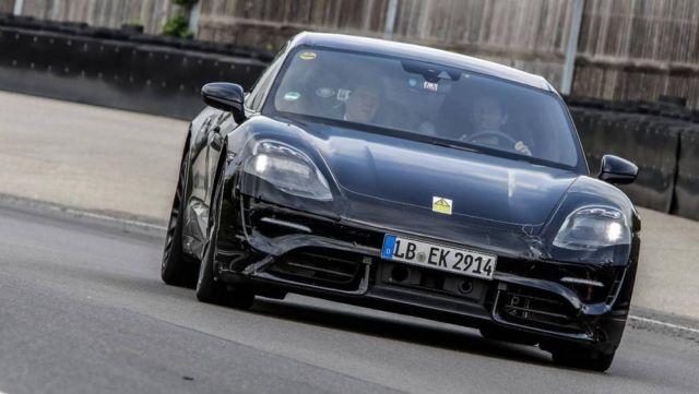 Mark Webber test drives the new Mission E (2)