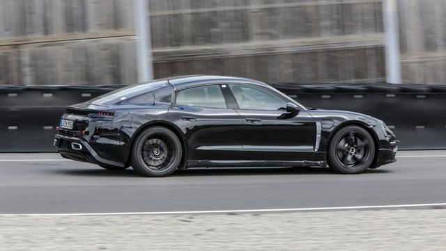 Mark Webber test drives the new Mission E (1)