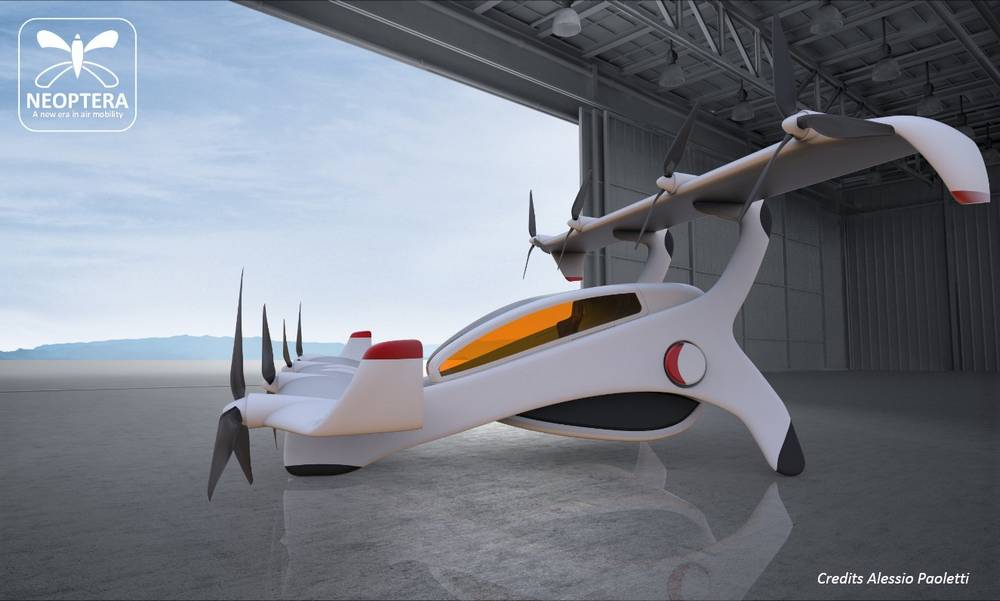 Neoptera electric VTOL