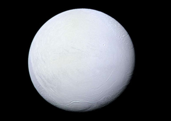 New 'Snowball Earth' theory
