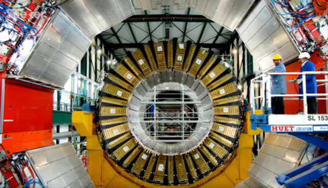 Scientists Accidentally Discovered Quark Fusion