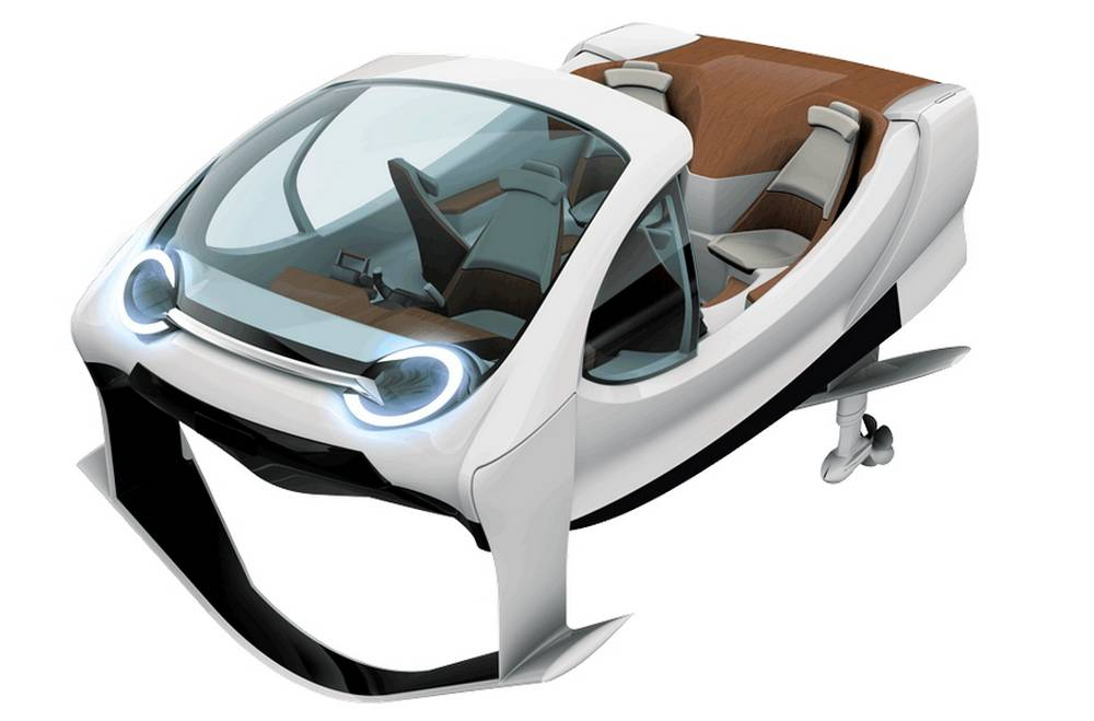SeaBubbles Autonomous River Taxis