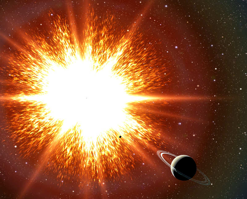 Supernovae may have caused Mass Extinctions on Earth