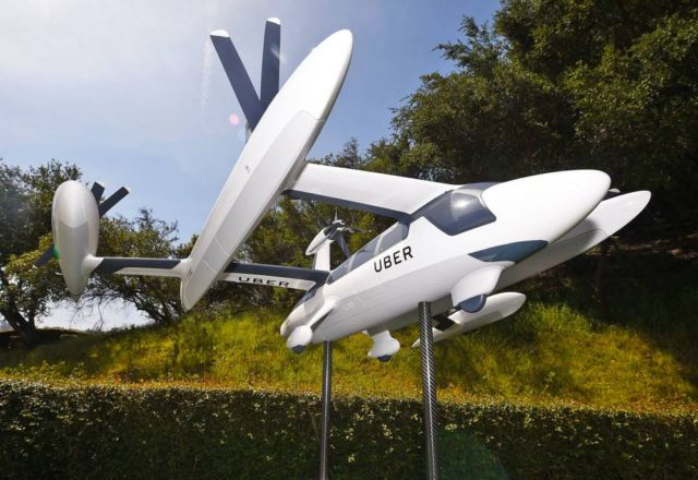Uber reveals its Self-flying Taxi (4)