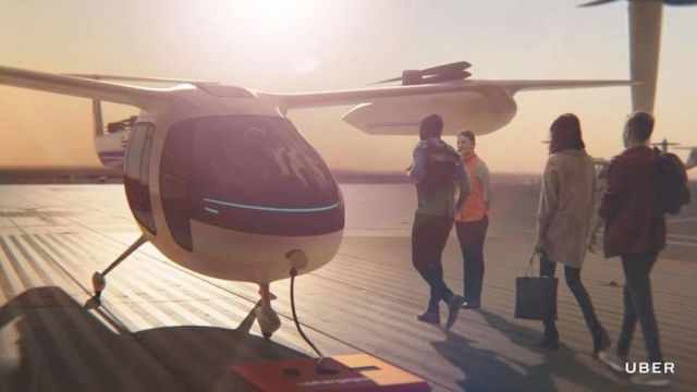 Uber reveals its Self-flying Taxi (3)
