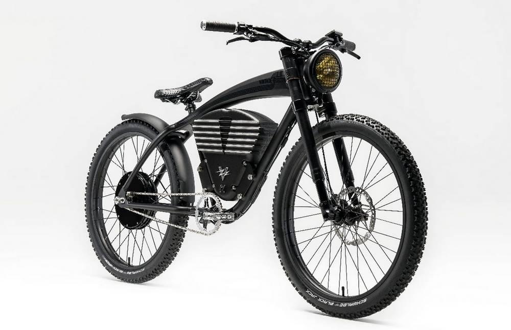 Vintage Electric Bikes – Scrambler S