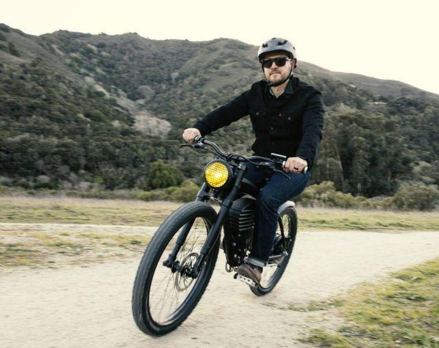 Vintage Electric Bikes - Scrambler S (6)