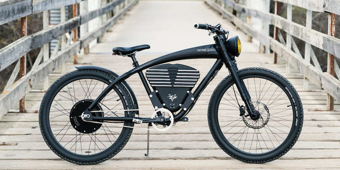 Vintage Electric Bikes - Scrambler S (1)