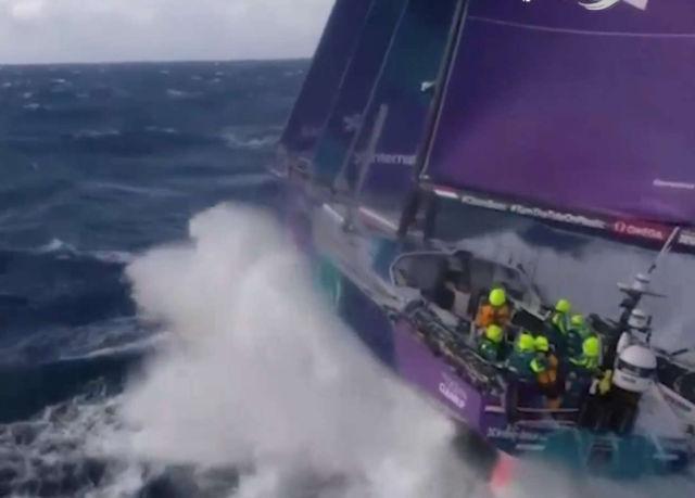 Volvo Ocean Race - Leg 7