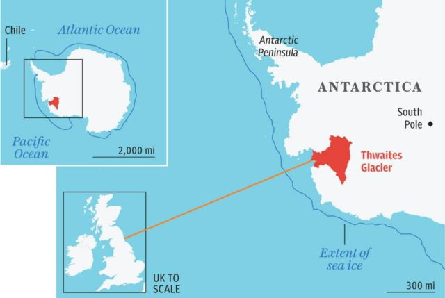 World's most dangerous Glacier