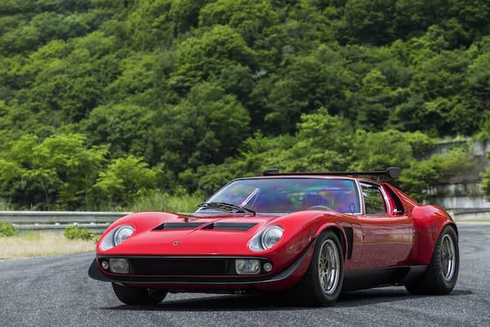 1968 Lamborghini Miura SVR Coupe restored (6)