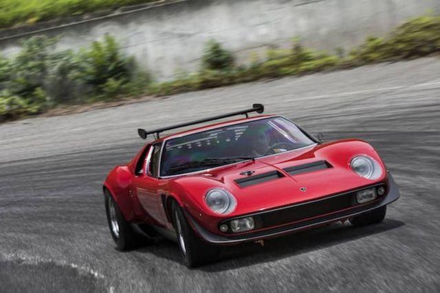 1968 Lamborghini Miura SVR Coupe restored (5)