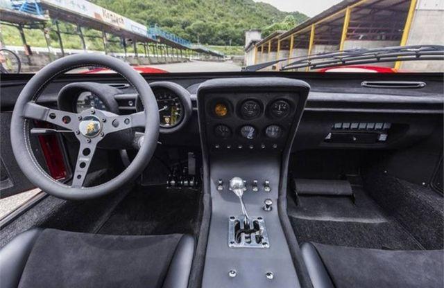1968 Lamborghini Miura SVR Coupe restored (2)