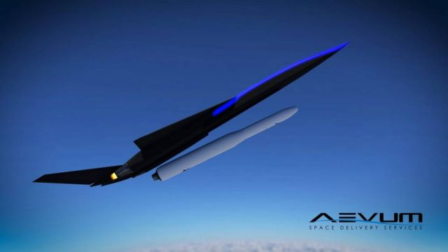 A revolutionary aircraft named Ravn