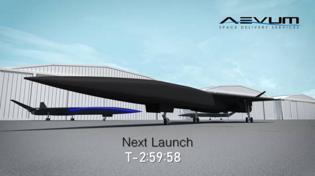A Rocket-Drone Airplane named Ravn