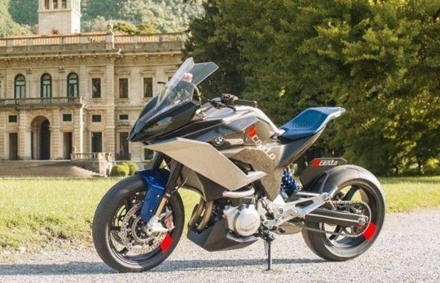 BMW Motorrad 9cento Concept Motorbike (7)
