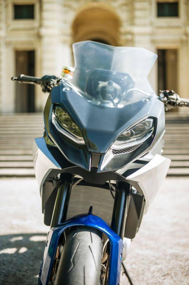 BMW Motorrad 9cento Concept Motorbike (3)