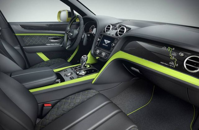 Bentley Bentayga breaks SUV Record at Pikes Peak Hill (2)
