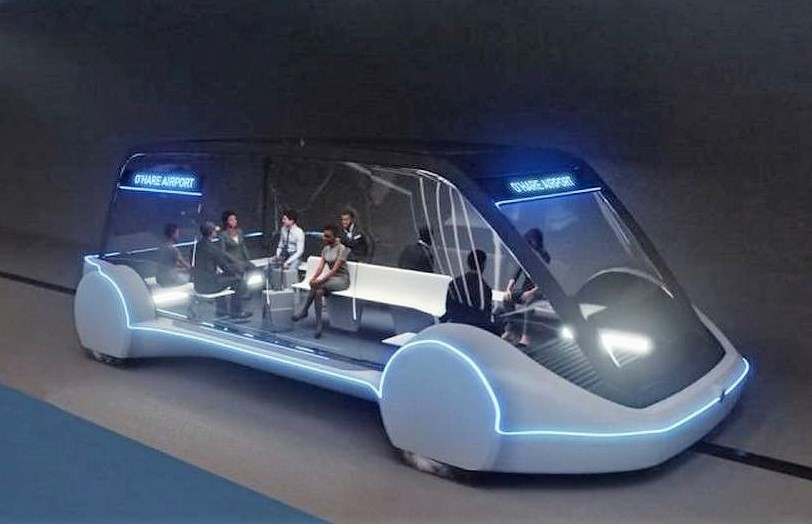 Boring Company to build high-speed transit in Chicago