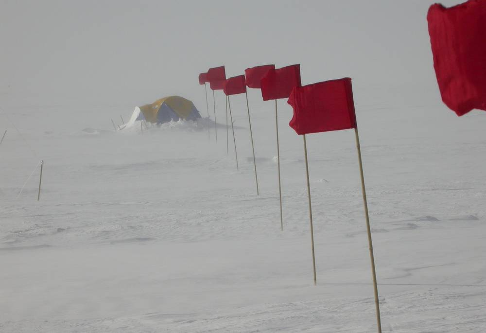 Coldest Place on Earth discovered
