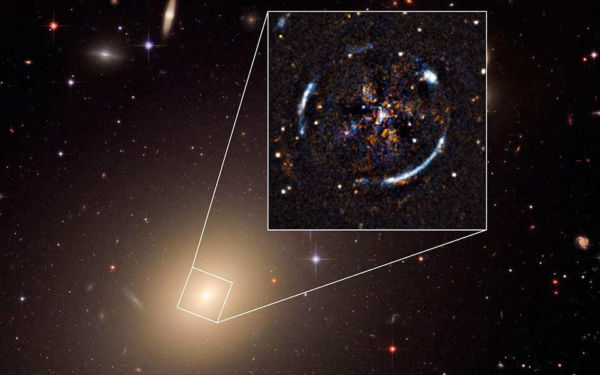 Einstein's General Relativity proved correct Outside Milky Way
