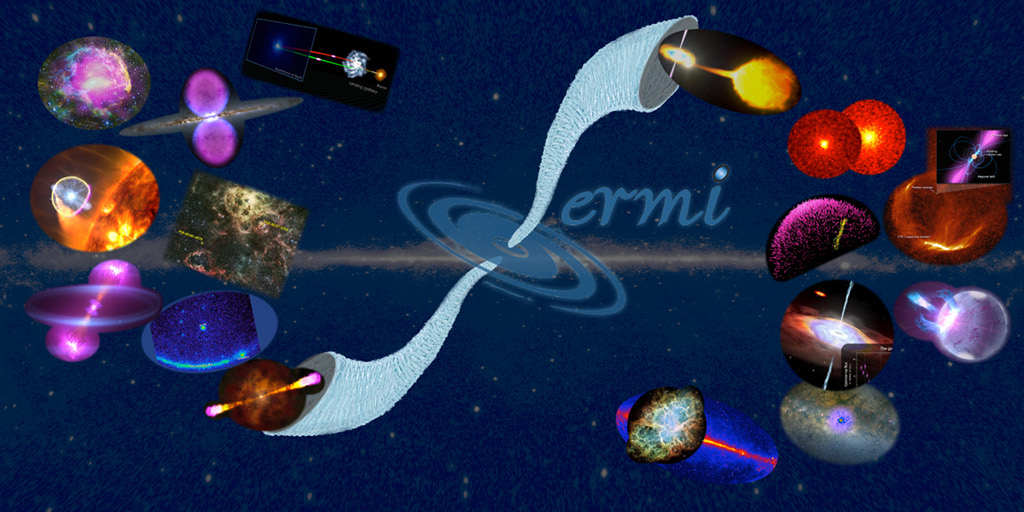 Fermi 10th anniversary Science Playoffs