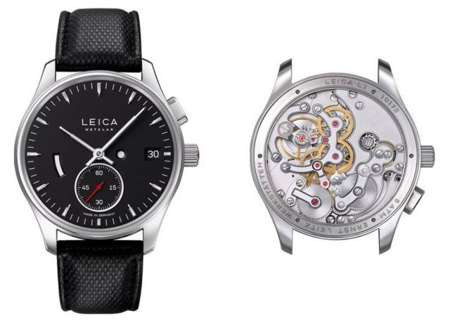 Leica unveils minimalist watches (2)