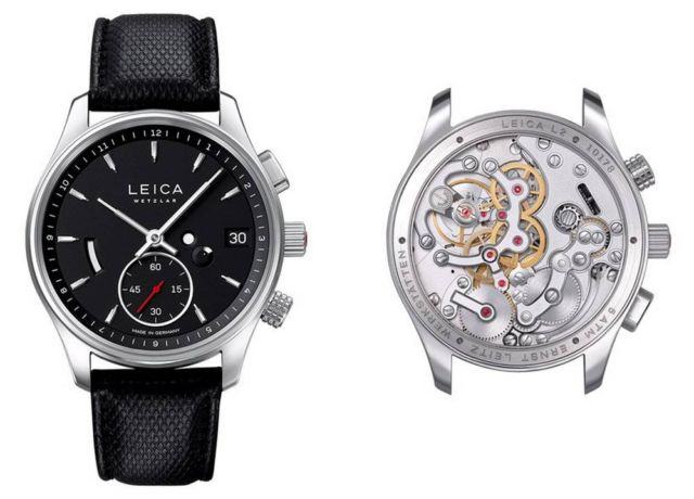 Leica unveils minimalist watches (1)